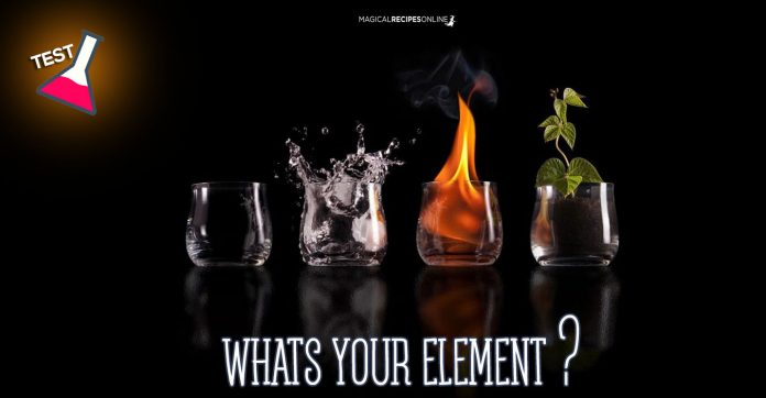 Test: What's your Element?