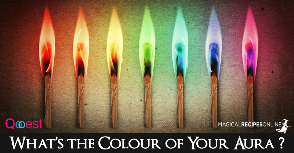 How To See Your Aura And The Colours Magical Recipes Online