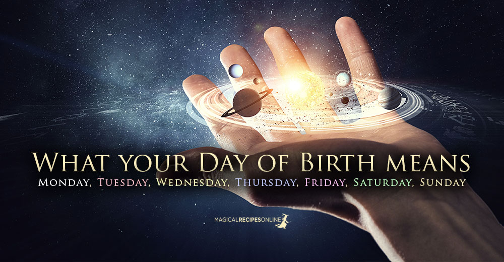 What your Day of Birth means