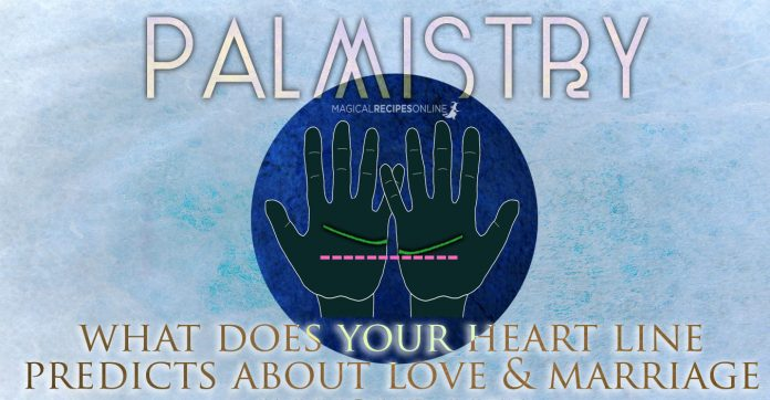 Palmistry and Heart Line
