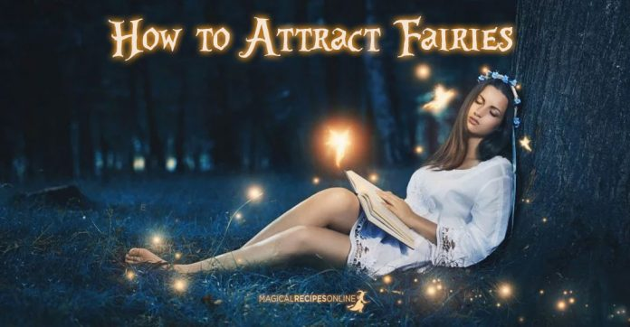 How to Attract Fairies in your Home