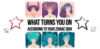 Erogenous Zones of Zodiac Signs - Erotic Astrology