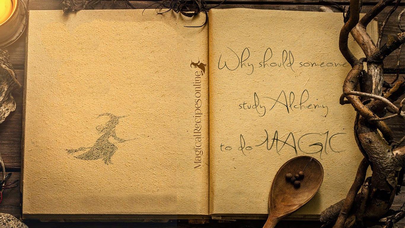 Alchemy and Magic