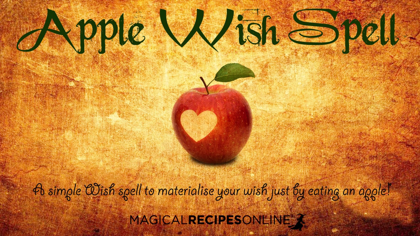 A Wishing Spell with Apple