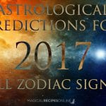 Astrological Predictions for 2017