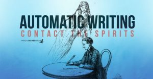 automatic writing contact the spirits