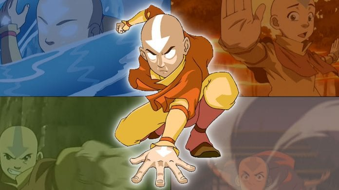Chakra cleansing by Aang