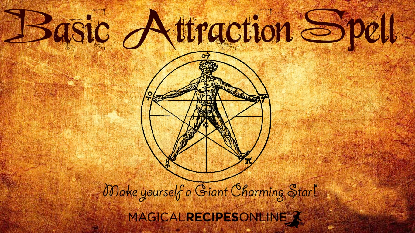 Attraction spell make yourself a giant charming star magical its biocorpaavc
