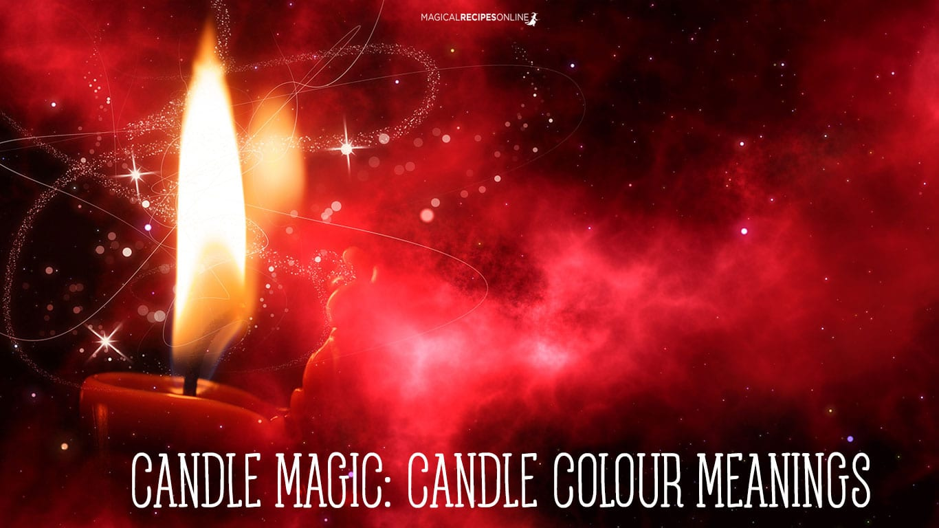 Candle magic candle colour meanings magical recipes online for Candele on line