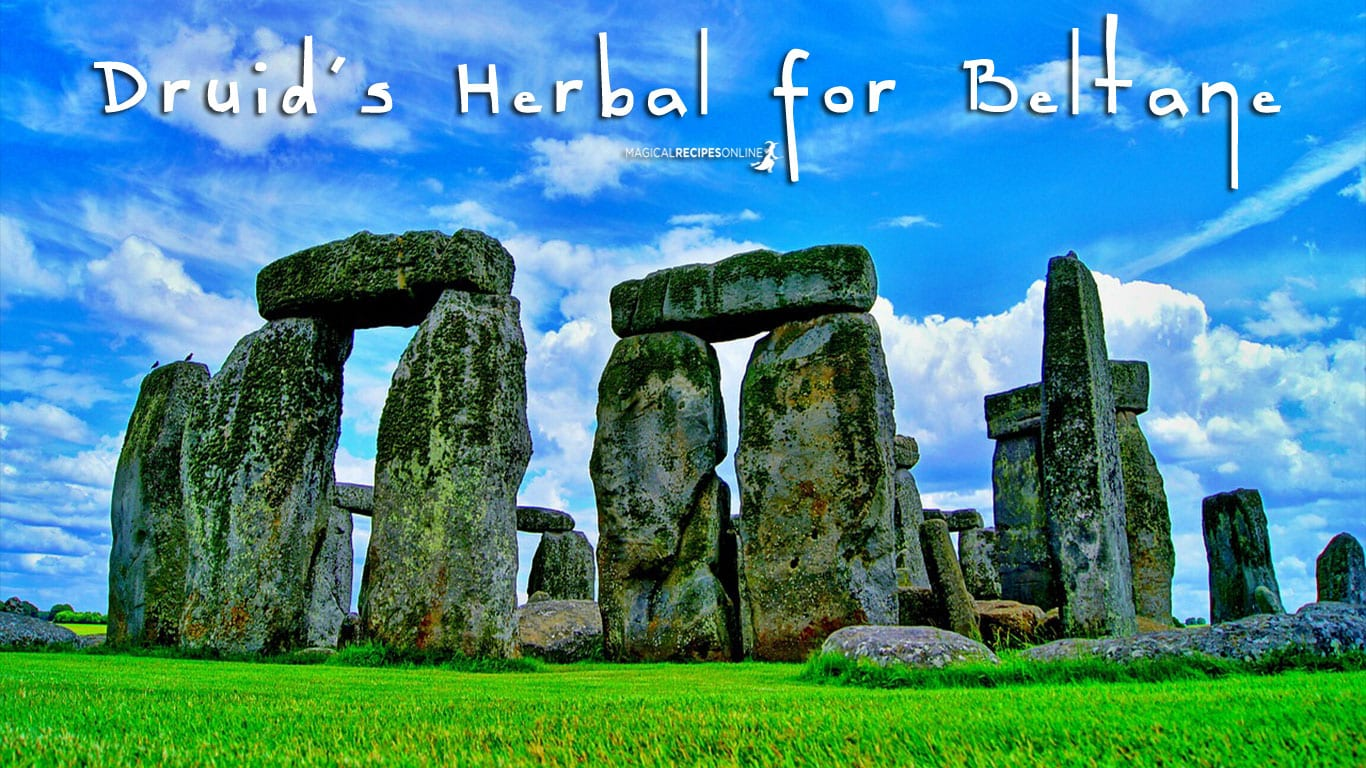 The Druid's Herbal of Beltane