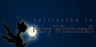 Fairy Witchcraft August Full Moon