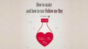 follow me boy