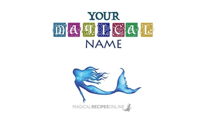how to find your magic name