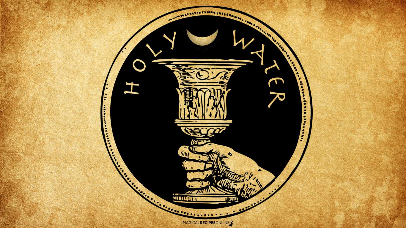 Holy water how to make it and its magical uses magical recipes we biocorpaavc