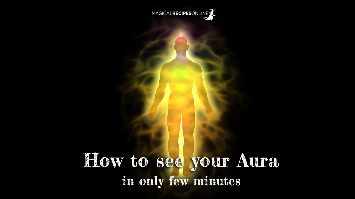 How to know the color of aura 23