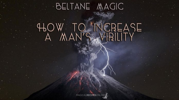 How to Increase a Man's Virility