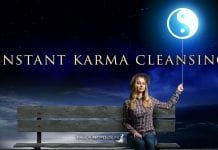 karma cleansing spell