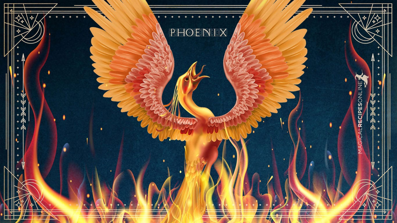 how to summon the phoenix the bennu bird magical recipes online