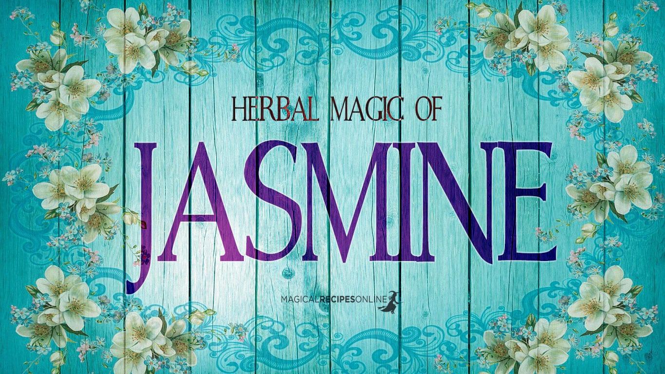 Herbal magic of jasmine magical recipes online my izmirmasajfo