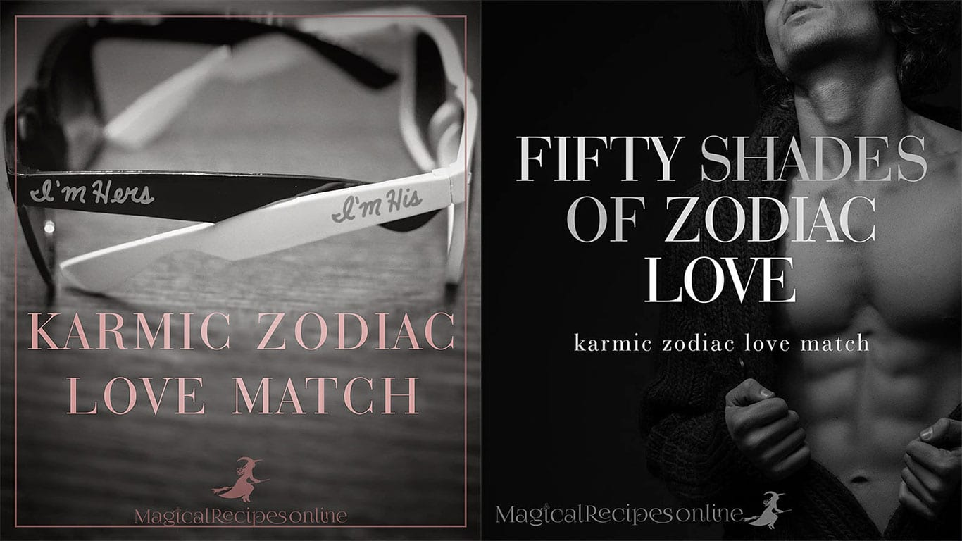 Karmic Zodiac Love Match - Magical Recipes Online