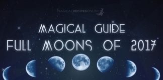 Magical Guide to Full Moons of 2017