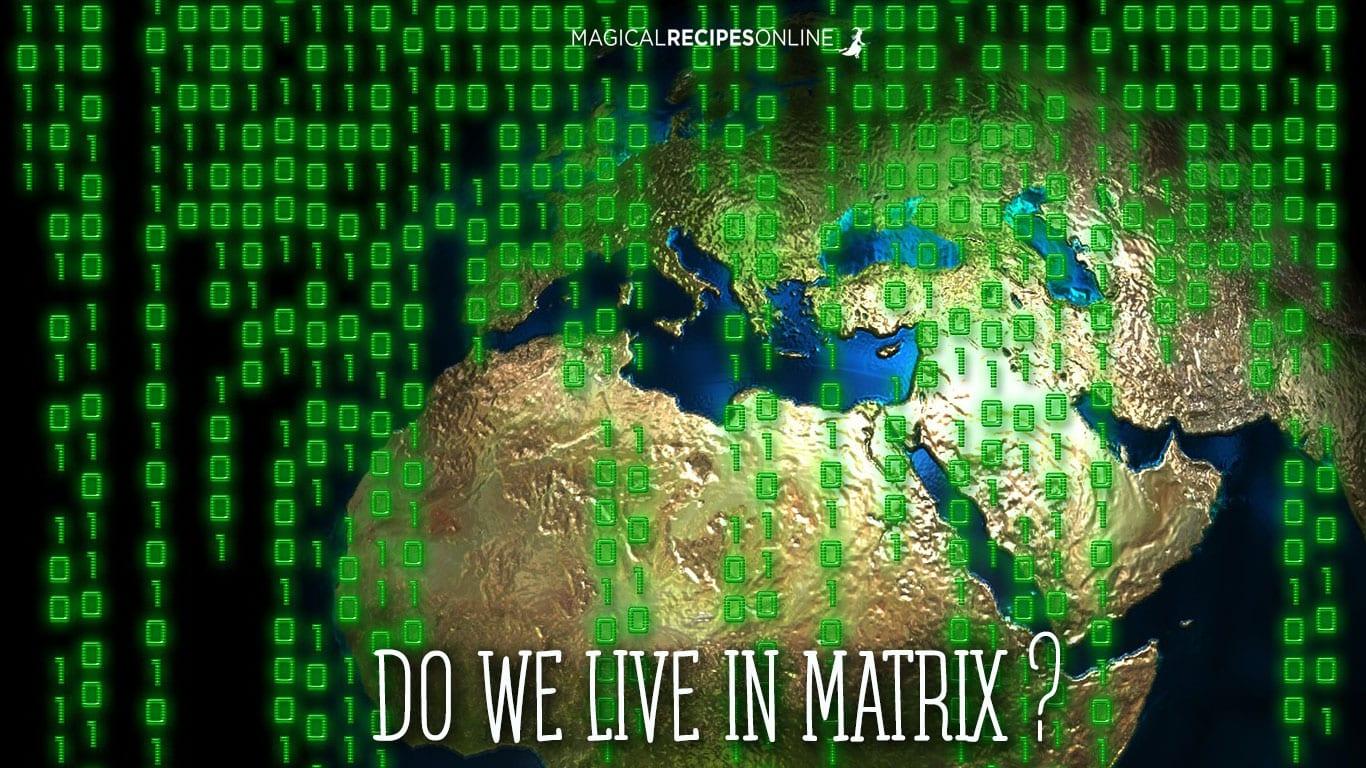 Αποτέλεσμα εικόνας για we live in a matrix