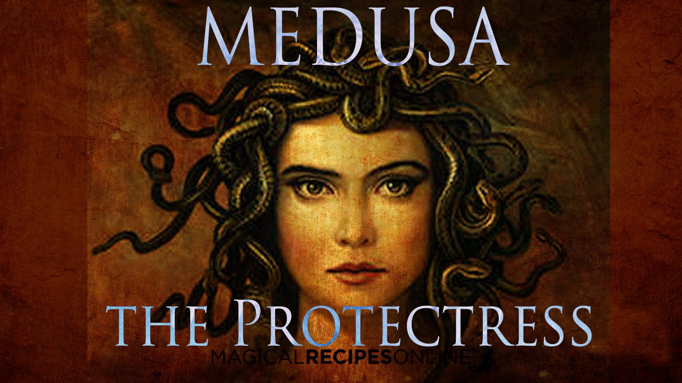 Medusa The Protectress An Inspiring Legend And Symbol Magical