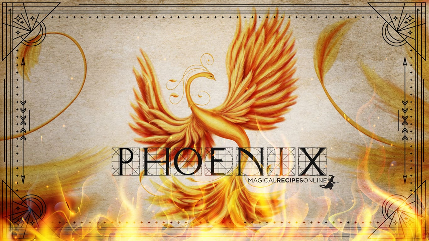 Phoenix The Magical Powers Of The Bird Of Fire Magical Recipes Online