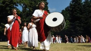 More and more Greeks re-join the Old Religion of Olympian Gods