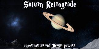 retrograde saturn