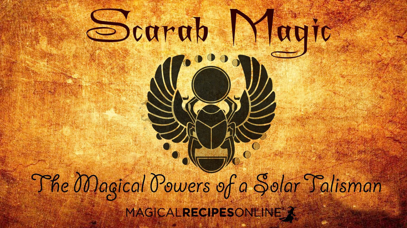 Magic symbols scarab the solar talisman magical recipes online scarab egypt solar talisman biocorpaavc
