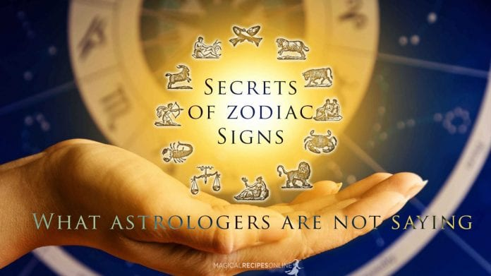 Secrets of Zodiac Signs & their Hidden Traits