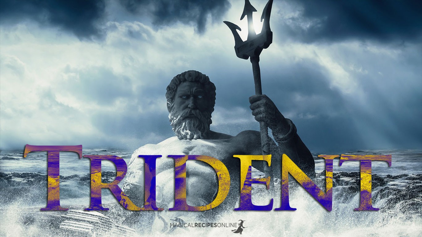 Trident The Symbol Of Masculine Power Magical Recipes Online