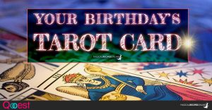 Your Tarot Card based on Birthday