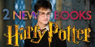 new harry potter books