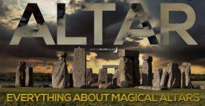 MAGICAL ALTAR