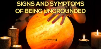 Signs and Symptoms of being ungrounded