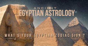 ancient Egyptian astrology zodiac signs