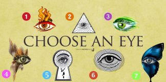Choose an Eye - Test