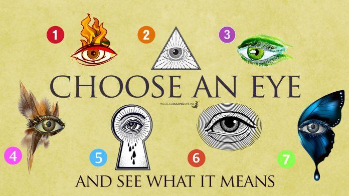 Choose an Eye - Test