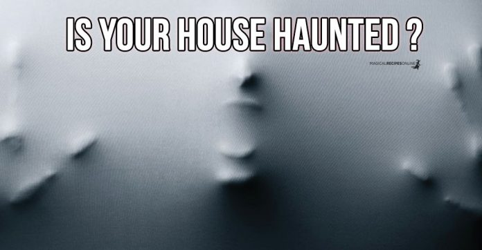 is your house haunted house