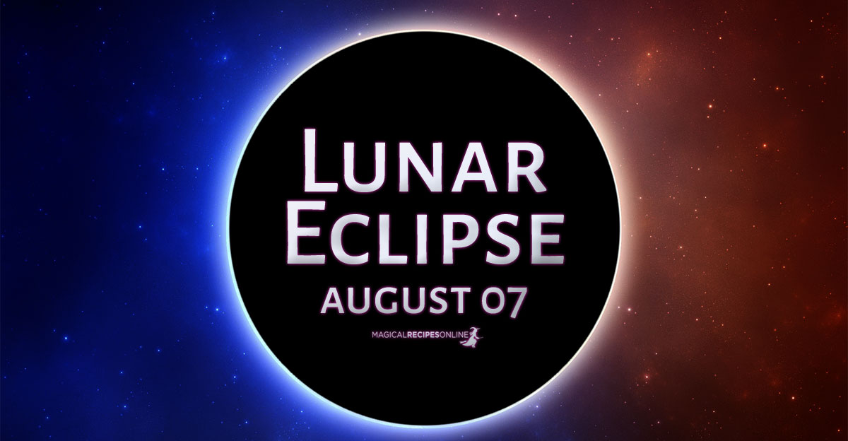 Predictions for Monday, 7 August 2017 – Lunar Eclipse of ...