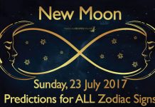 astrology new moon July 23