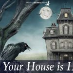 7 Symptoms Of Living In A Haunted House