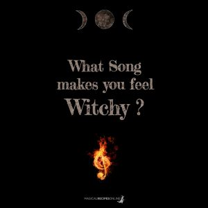 witchy songs