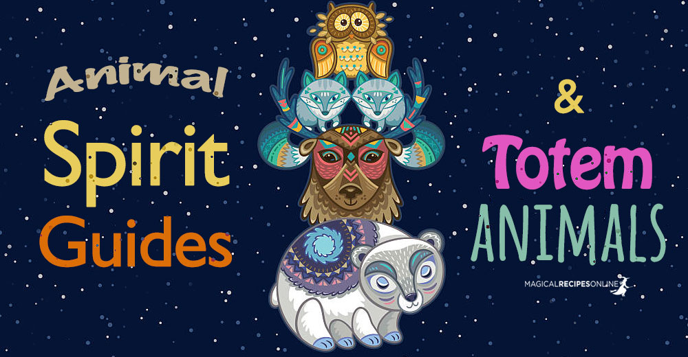 animal spirit guides and totem animlas