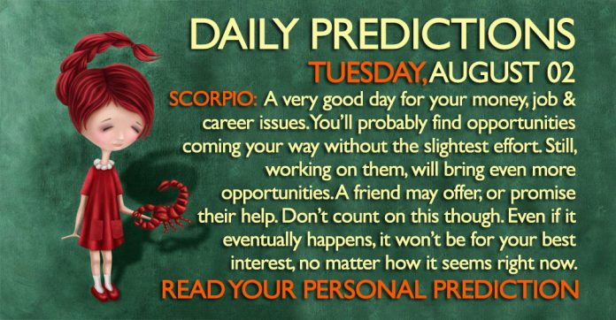 daily horoscope predictions astrology august 02 2017