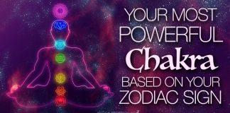 POWERFUL CHAKRA