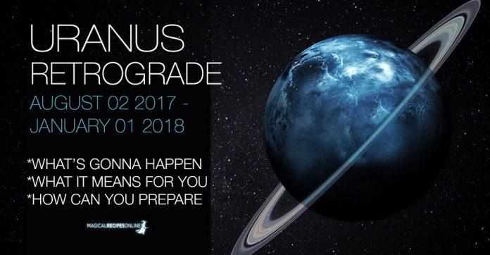 RETROGRADE URANUS