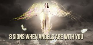 8 Signs when Angels are With You